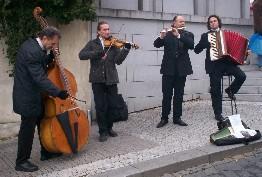 Prague Castle Band