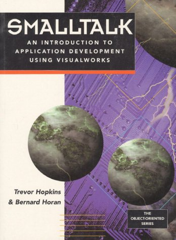VisualWorks/Smalltalk book